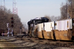 NS 2776 SD70M-2