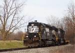 NS 3314 SD40-2