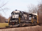 NS 3415 SD40-2