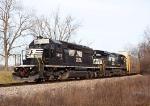 NS 3415 SD40-2