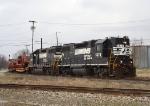 NS 5072 GP38-2