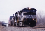 NS 9743 C40-9W