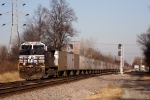 NS 9761 C40-9W