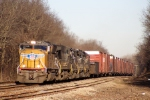 UP 3915 SD70M