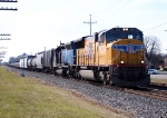 UP 3941 SD70M