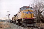 UP 4316 SD70M