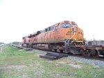 BNSF ES44DC 7283