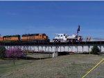BNSF GP38-2 2299