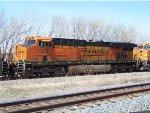 BNSF ES44DC 7325