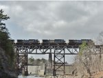 Frenchs Hollow Trestle.
