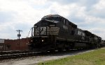NS train #118 (Manifest) (Macon, GA - Linwood, NC) (pic 1)