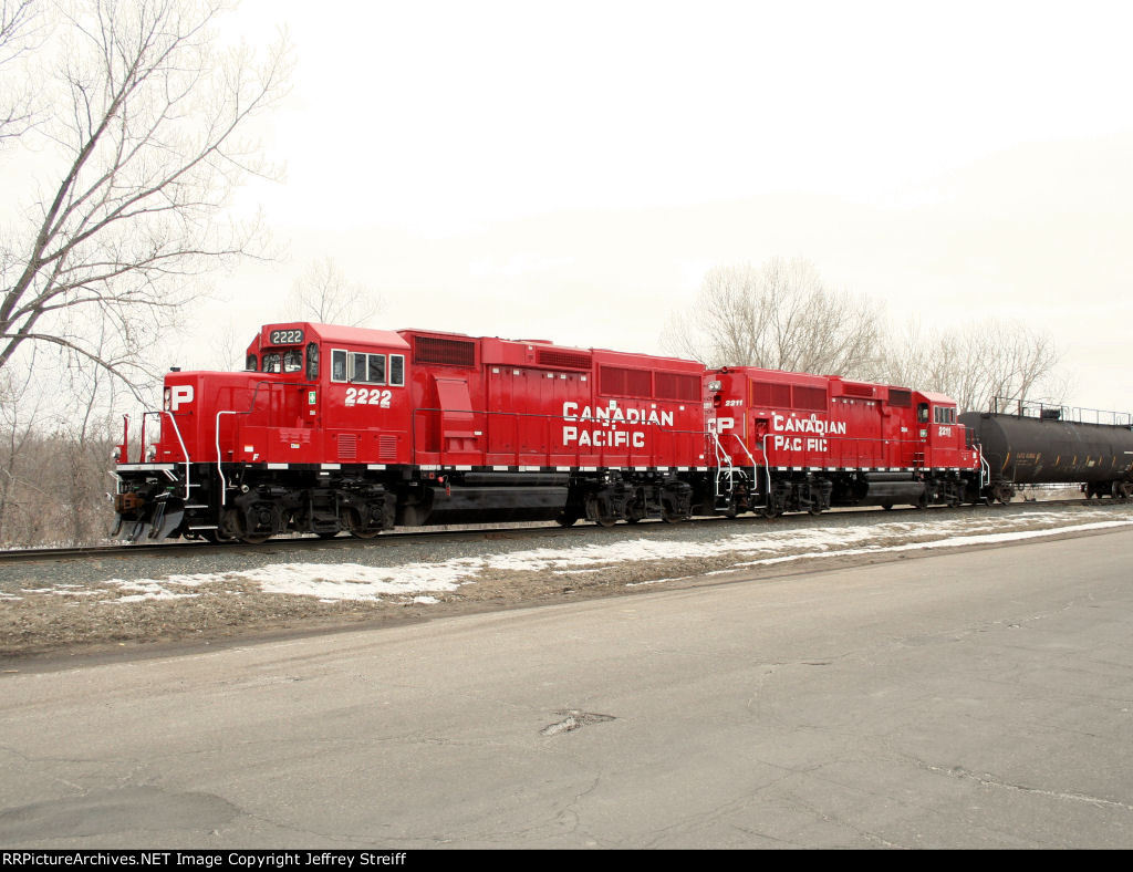 CP 2222