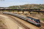 Amtrak Missouri River Runner Train #311