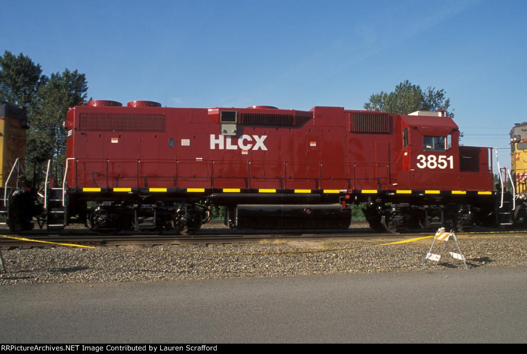 HLCX 3851 Fife