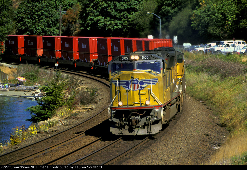 UP 5105 South