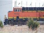 BNSF ES44DC 7632