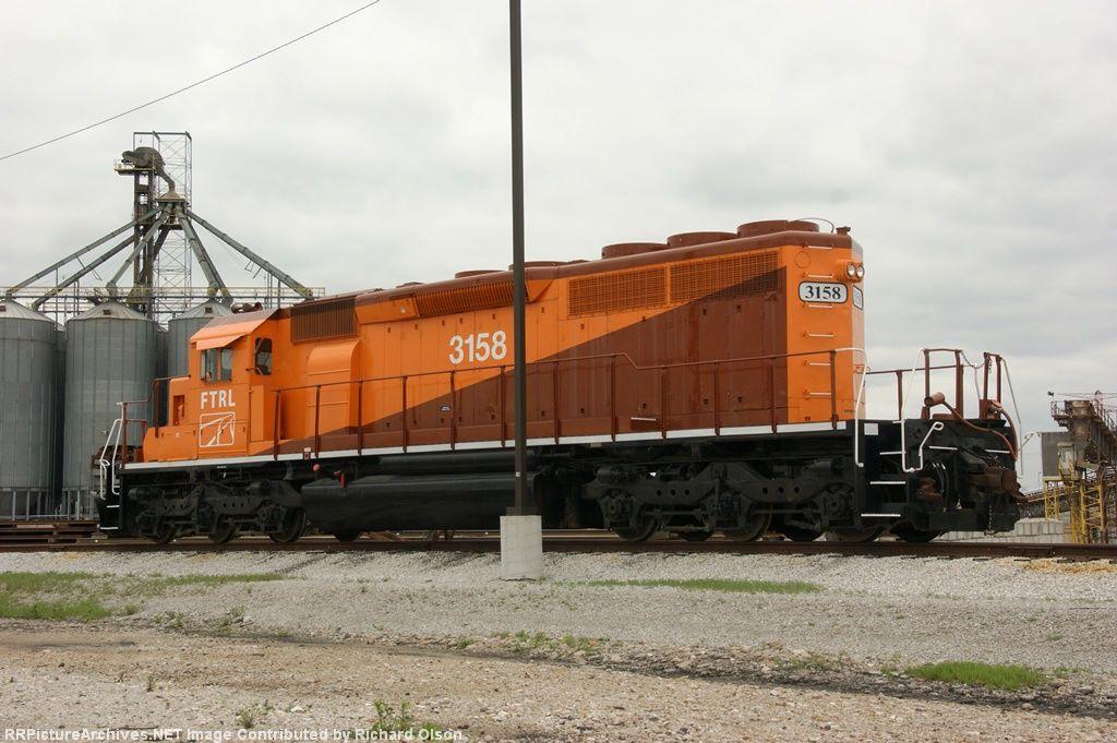 Foster Townsend Rail Logistics