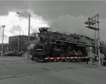 NKP 765 Highballs through Bay Village