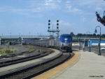 Southbound Coast Starlight