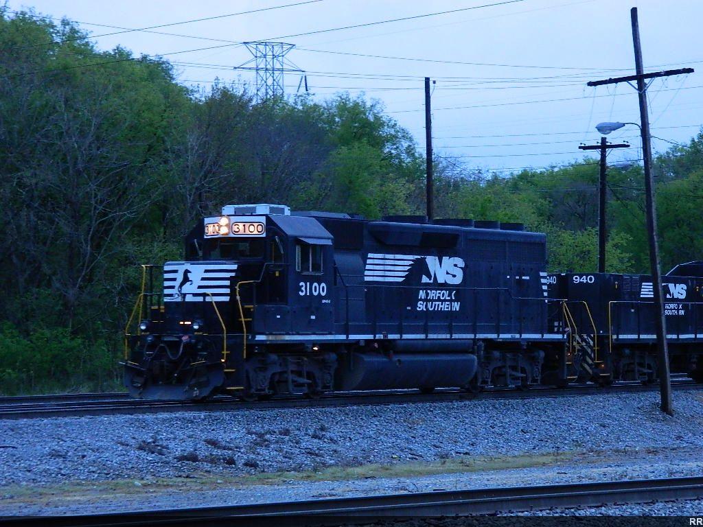 NS 3100 (GP40-2)