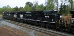 NS train #203 (Intermodal) (Rutherford, PA - Atlanta, GA) (pic 3)