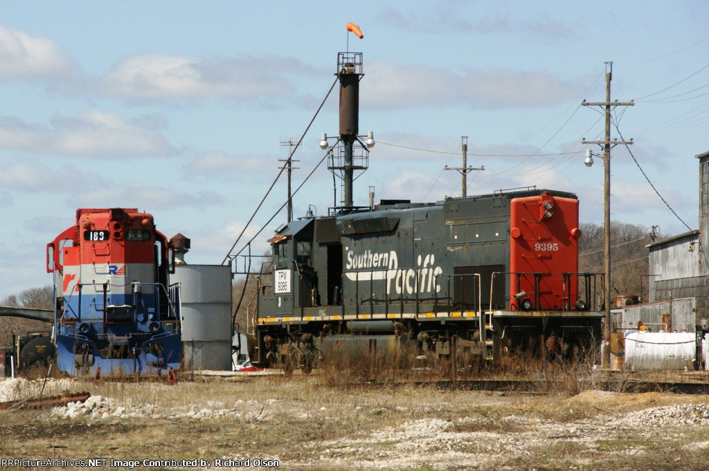 Southern Pacific and St Croix Valley