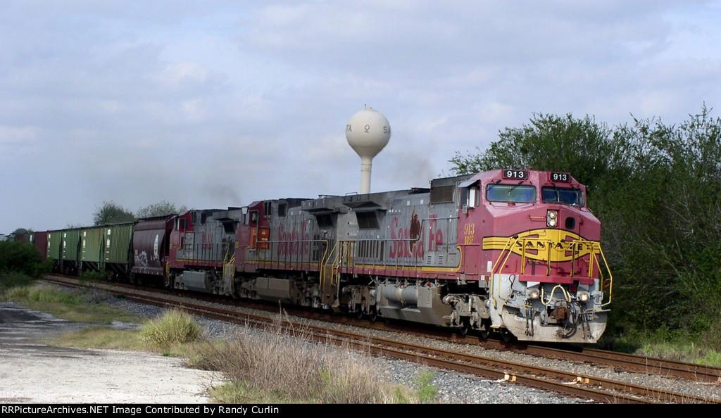 BNSF 913 South