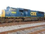 CSX 4503