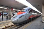 ETR 600 Pendolino unit 7 at Firenze S M N