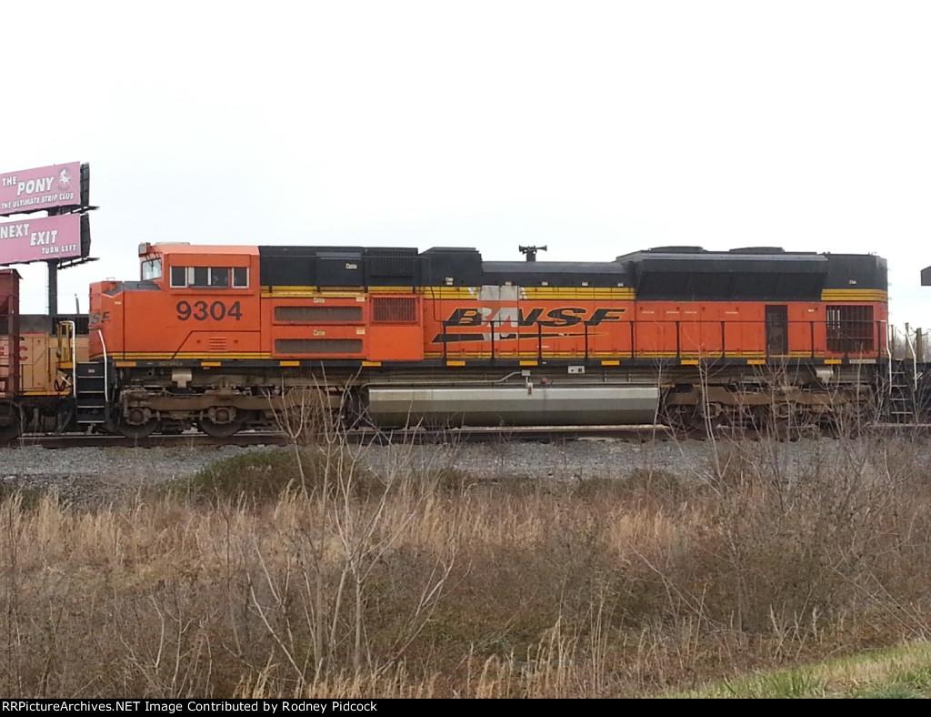 BNSF 9304