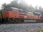 BNSF 9335