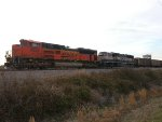 BNSF 9225 and BNSF 9766