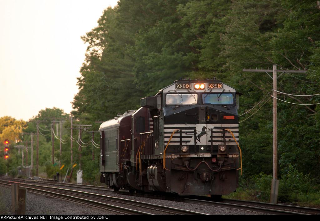 NS Geometry Train