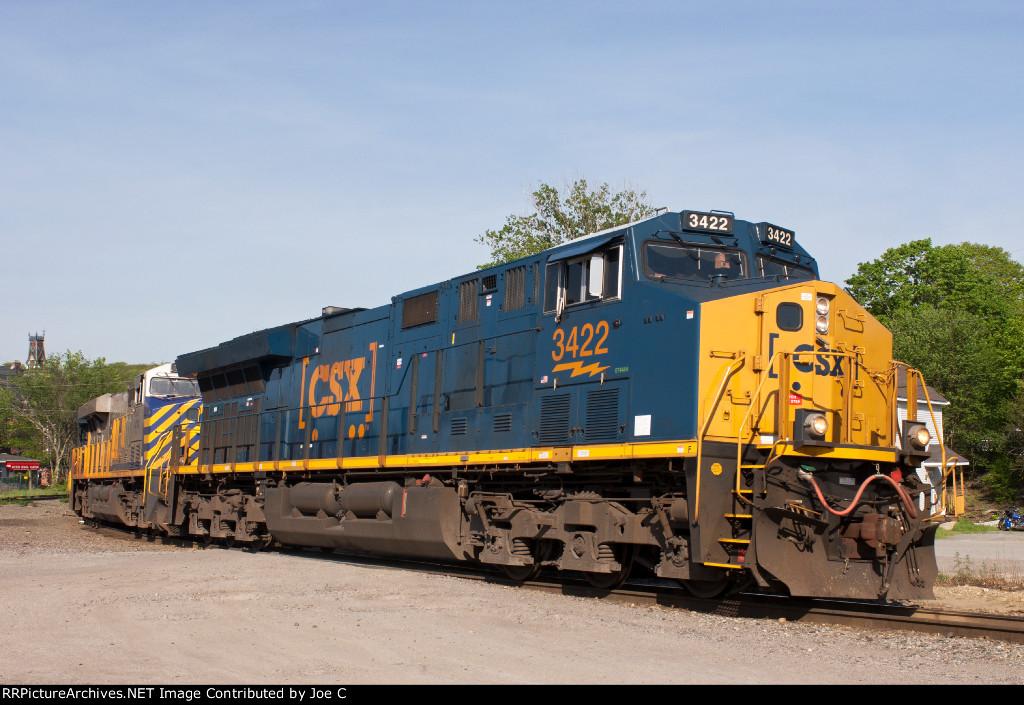 CSX 3422