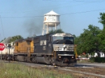 NS 6721 coming through the Georgia's Peach City
