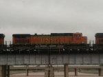 BNSF C44-9W 5503