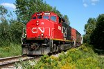CN Northbound 323