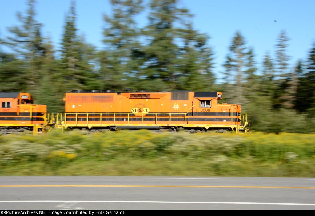 SLQ Westbound 393