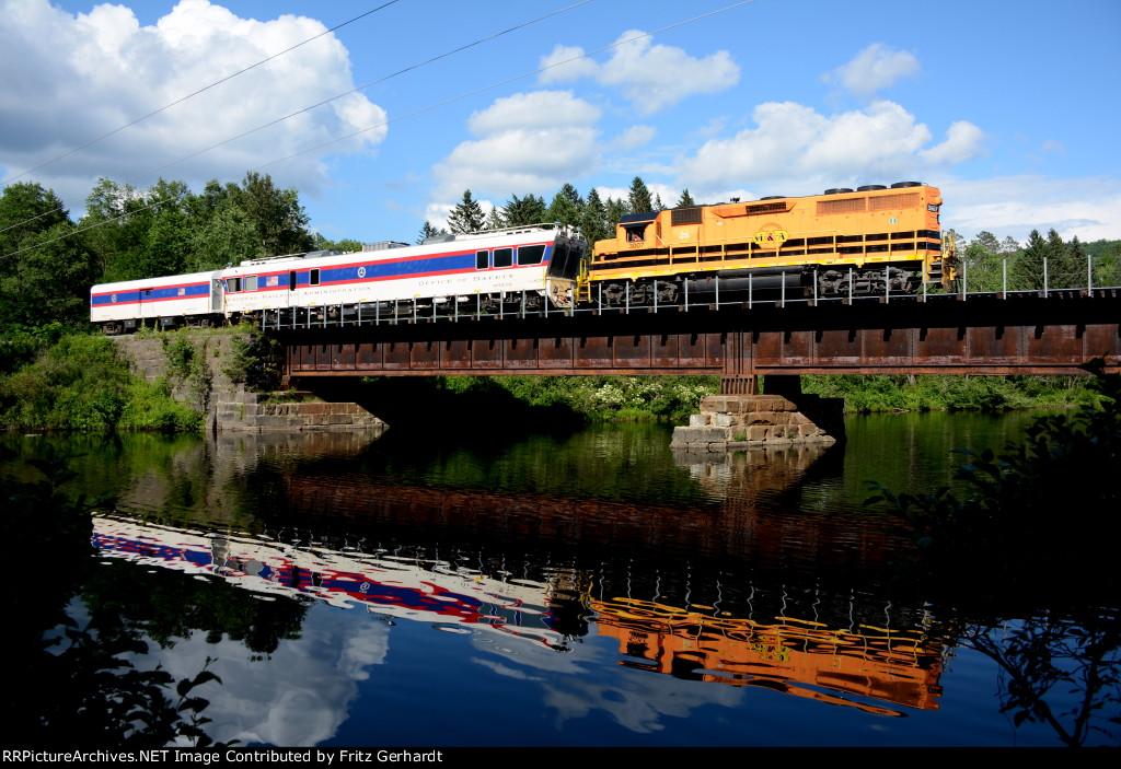 SLR Geometry Train