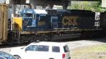 CSX 8160 YN3 (ex-L&N)