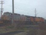KCS 4596 & BNSF 5456