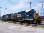 CSX 2263 & 6477