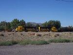 former Santa Fe power - BNSF 2442 & BNSF 2408