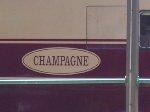 """Napa Valley Railroad """"Champagne"""" Vista Dome car"""