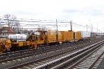 HARSCO Concrete Tie Train