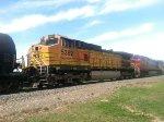 BNSF C44-9W 5382