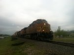 BNSF C44-9W 5383