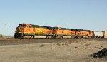 BNSF 5468 west