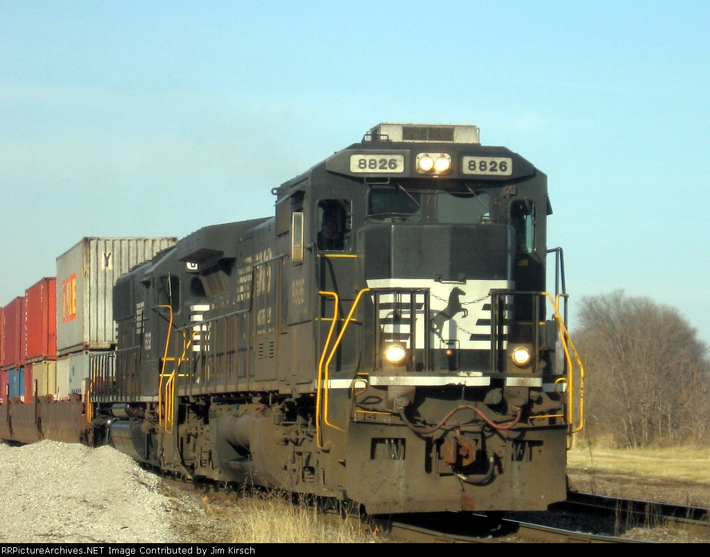 NS 8826