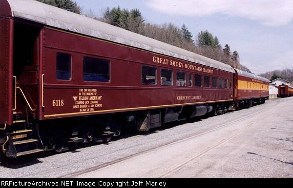 GSMR 6118